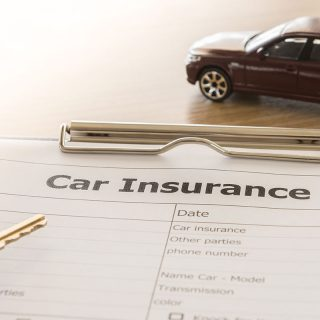 Car Insurance Document - Banner Image for Automobile Insurance in the U.S Blog