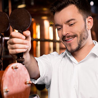 Male Distiller - Lead Image for Bars and Nightclubs Page