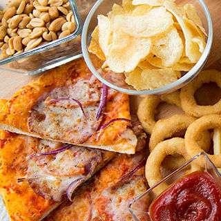 Fast Food Meal - Lead Image for Fast Food Restaurants Page
