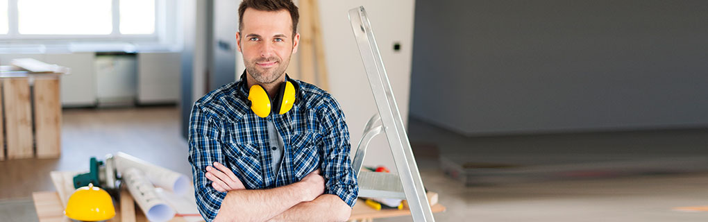Inszone Insurance Artisan Contractors Page Banner - Artisan Contractor Standing