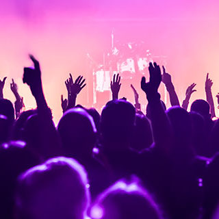 Crowd Watching Band Concert - Lead Image for Concerts Page