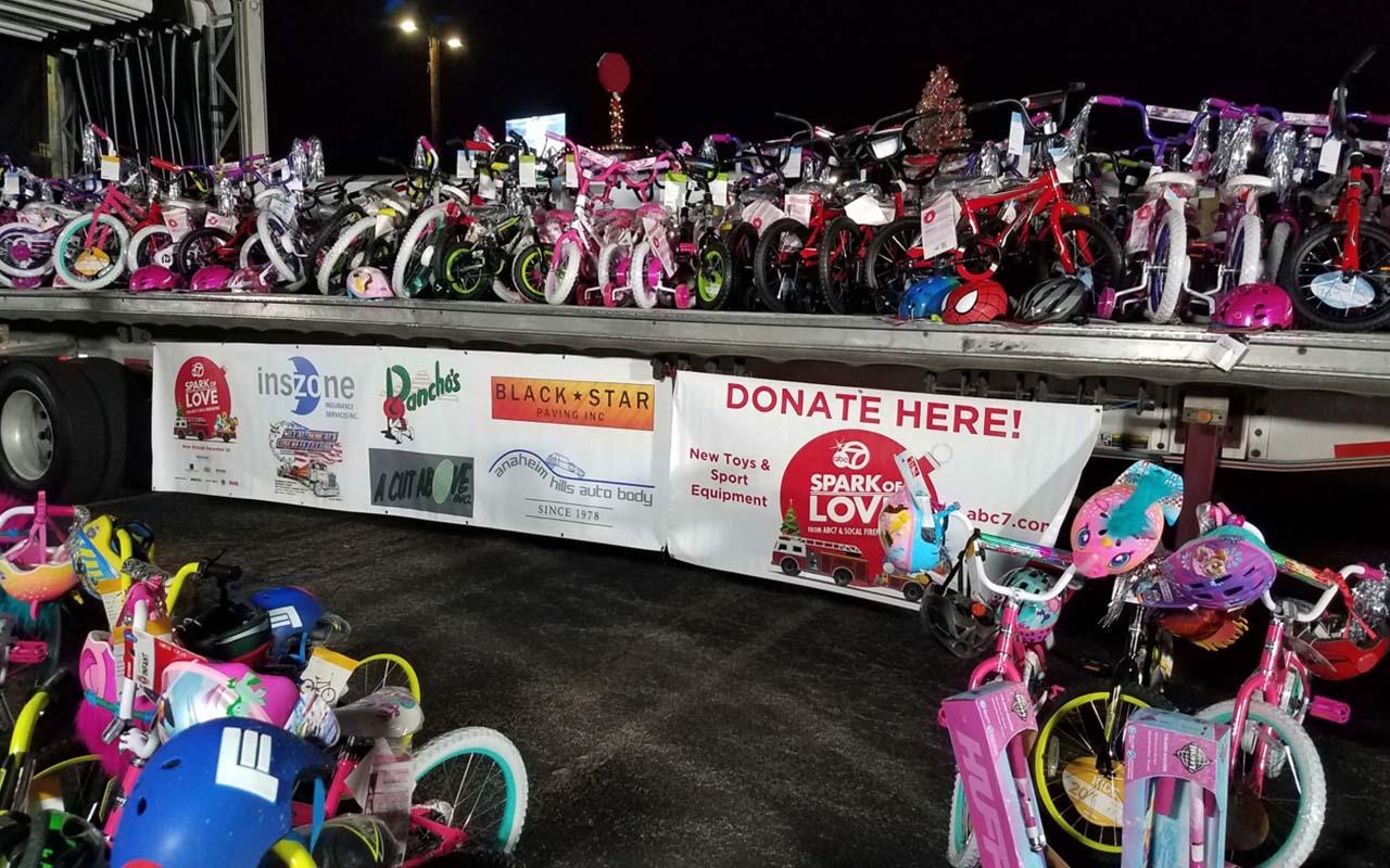 inzone-toy-donation-bikes