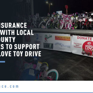 Spark of Love Toy Drive - Banner Image for Inszone Insurance Partners with Local Orange County Businesses to Support Spark of Love Toy Drive Blog