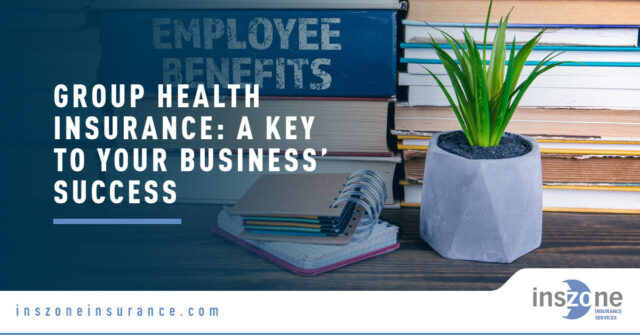 Employee Benefits Books - Banner Image for Group Health Insurance: A Key To Your Business' Success Blog