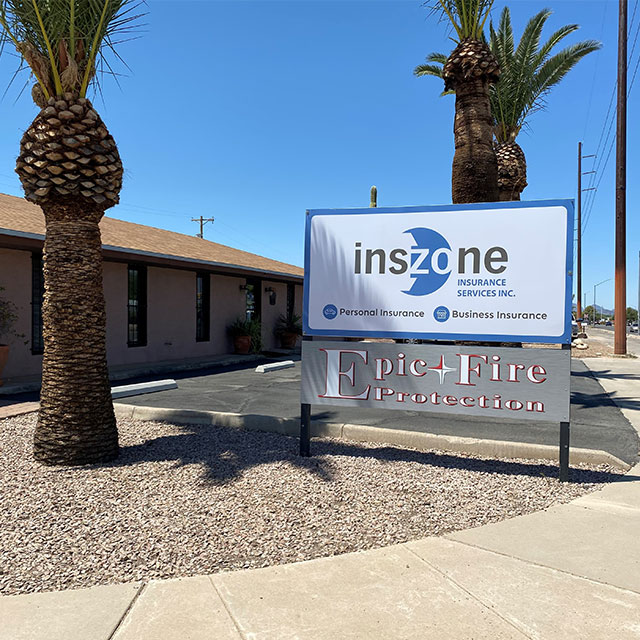 Inszone Insurance Tucson Office - Lead Image for Tucson Location