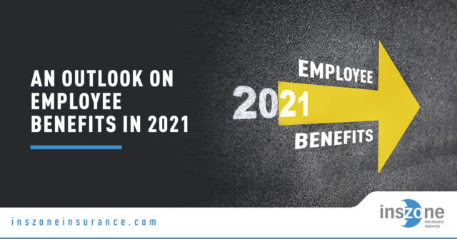 Forward Arrow - Banner Image for An Outlook on Employee Benefits in 2021 Blog
